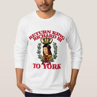 Return Richard the Third to York T-Shirt