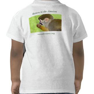 Return to the Amazon Expedition T-Shirt