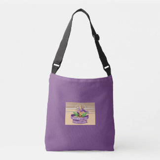 Return to the Lord your God Crossbody Bag