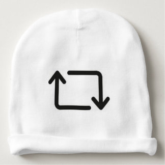 Retweet Baby Beanie