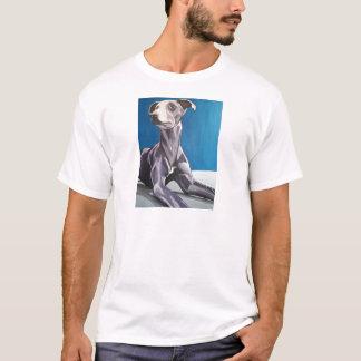 'Reuben Bluedog' - lurcher T-Shirt