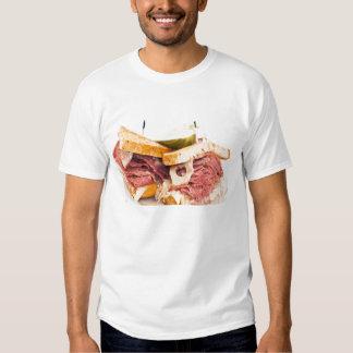 Reuben Deli Sandwich Tee Shirt