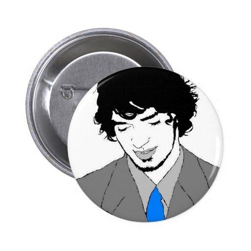 Reuben J. Rivett Button