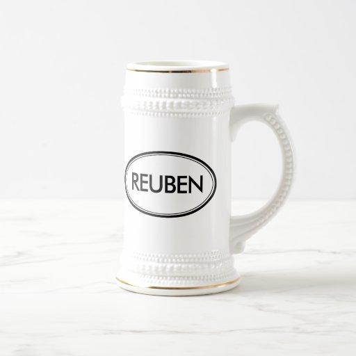 Reuben Coffee Mug