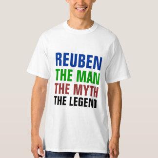 Reuben the man, the myth, the legend T-Shirt