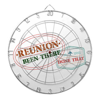 Reunion Been There Done That Dartboard