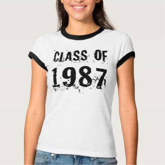 Reunion Class of 1987 T-Shirt