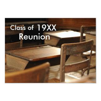 Reunion 5x7 Paper Invitation Card