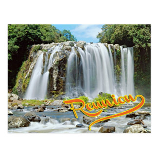 Reunion Island Post Card