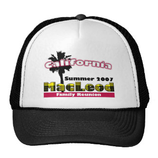Reunion Logo Hat