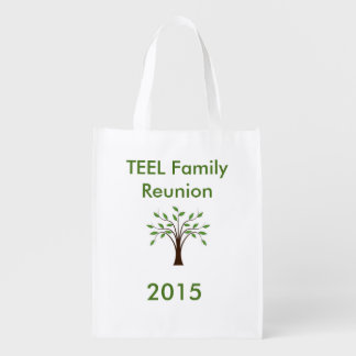 Reusable Bag - FAMILY REUNION