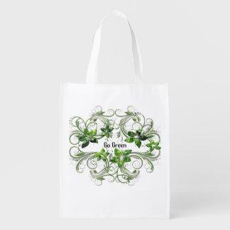 Reusable Bag Go Green