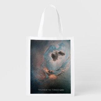 Reusable Bags Green Earth Friendly.