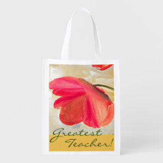 Reusable Grocery Bag: Custom Greatest