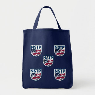 Reusable NSTP Tote Bags
