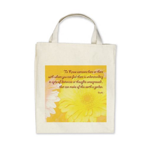 Reusable organic grocery tote tote bags