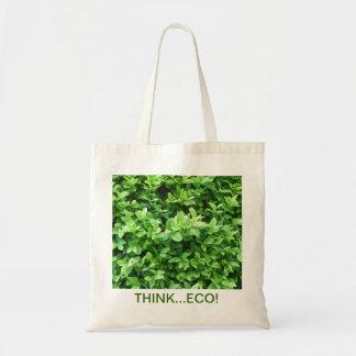 Reusable THINK ECO Grocery Bag