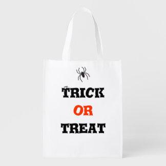 Reusable Trick or Treat bag Grocery Bag