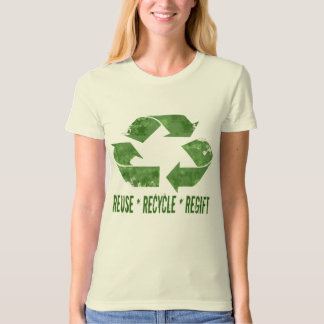 Reuse, Recycle, Regift T-Shirt