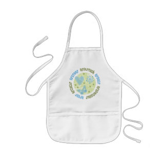 Reuse Recycle Responsible Aprons
