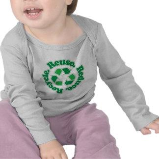 Reuse Reduce Recycle Tshirt