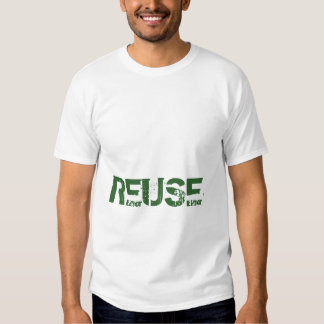 Reuse T shirt for Ment