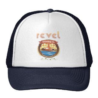 revel brewing keep on truckin cap