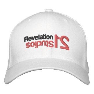 Revelation 21 Studios Original Cap Embroidered Baseball Caps