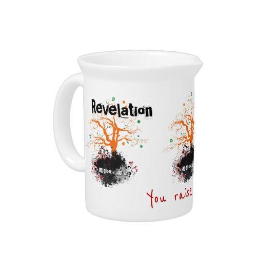 Revelation 22-2 pitcher