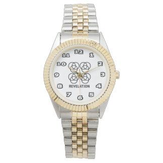 Revelation Women's Two-Tone Bracelet Watch