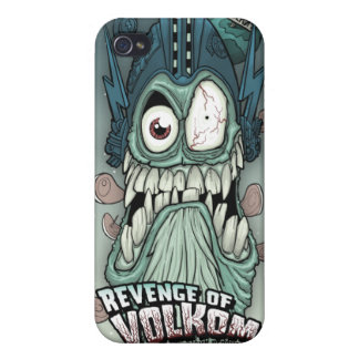 Revenge of Volkom iPhone4 Case Cover For iPhone 4