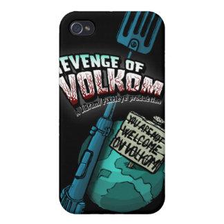 Revenge of Volkom iPhone4 Case Case For iPhone 4