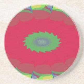 Reverberating Plunder Pattern Coaster