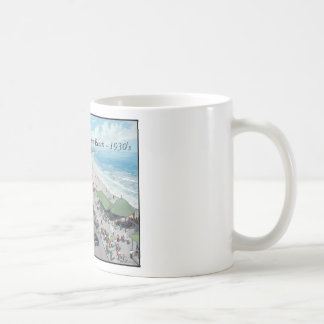 Revere Beach - 1930's Coffee Mug