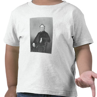 Reverend Hugh Stowell, engraved by D. J. Pound Tshirts