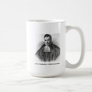 Reverend Thomas Bayes Coffee Mug