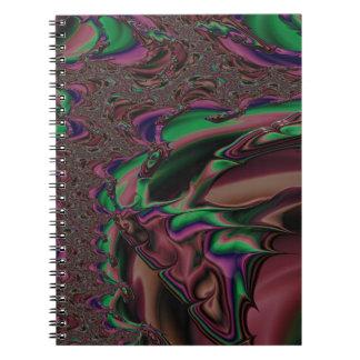 reverent magnanimity fractal notebook