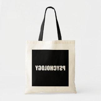 Reverse Psychology Budget Tote Bag
