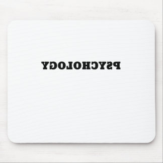 Reverse Psychology Mouse Pad