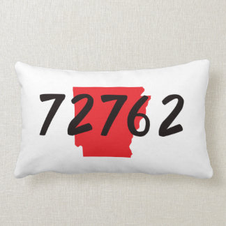 Reversible Arkansas 72762 Pillow