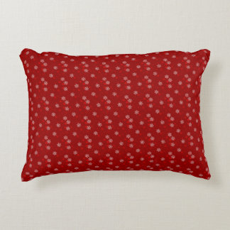 Reversible Christmas Accent Pillow