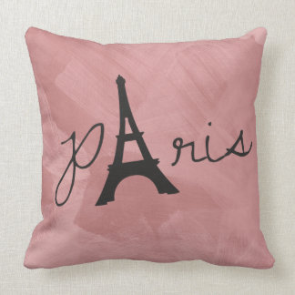 Reversible Paint Brush Decorative Pillow