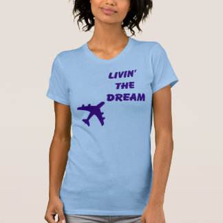 Reversible purple T-Shirt