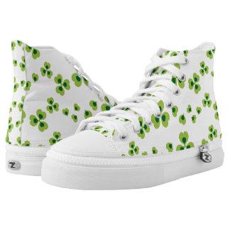 RevideviPapersStPatricksDayA1.png Printed Shoes