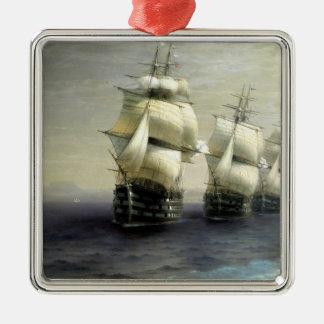 Review of the Black Sea Fleet Metal Ornament