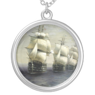 Review of the Black Sea Fleet Silver Plated Necklace