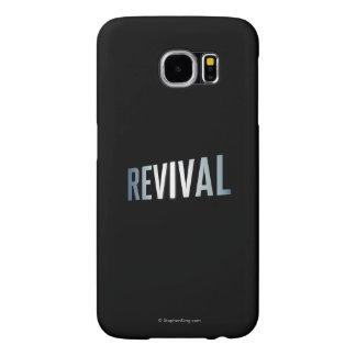 Revival Logo Samsung Galaxy S6 Cases