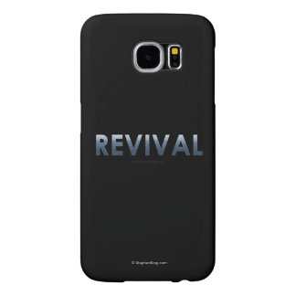 Revival - Something Happened Samsung Galaxy S6 Cases