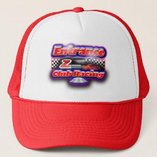 Revnjenz Red Club Racing Trucker Hat