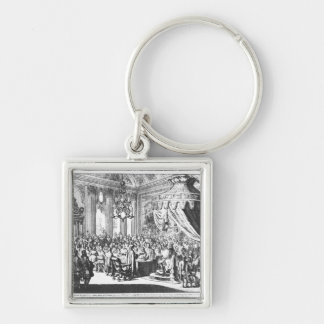 Revocation of the Edict of Nantes Key Chain